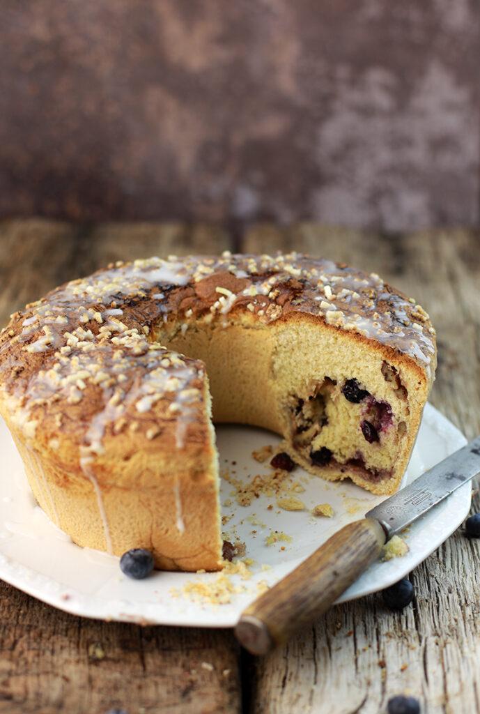 Bim's yeast cake