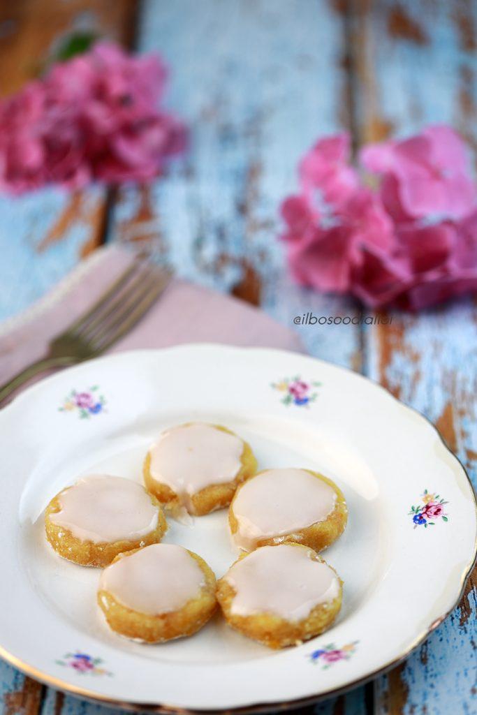Calisson cookies